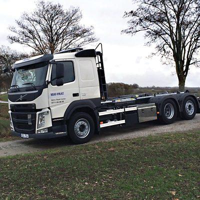 Volvo FMX 6x2 Lastväxlare med drag (VBG)