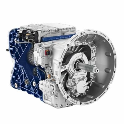 Boîte de vitesses automatique I-Shift à rapports super lents