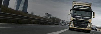 Volvo FM I-shift skyscrapes