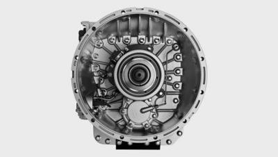 Volvo FMX I-shift gearbox studio