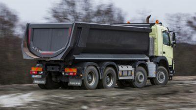 Volvo FMX I-shift construction