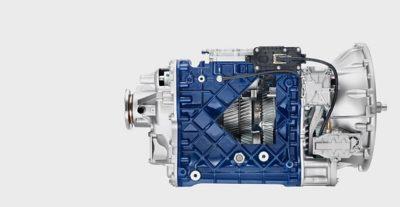 Volvo FH i-shift con cambios ultralentos