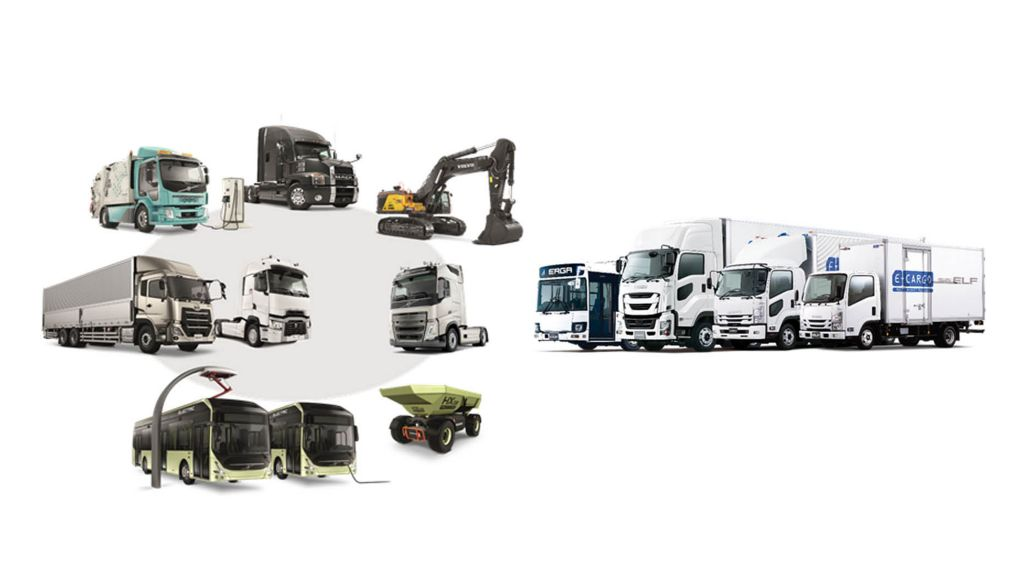 Volvo Group and Isuzu Motors complete UD Trucks transaction as part of the strategic alliance
