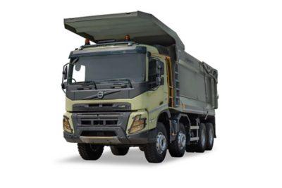 Volvo FMX 6x4 2021