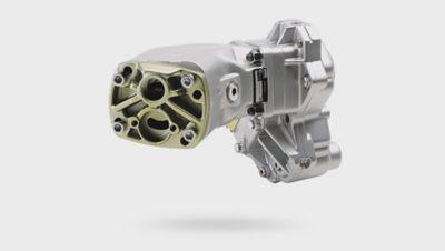 Volvo I-shift upgrade pto functions global