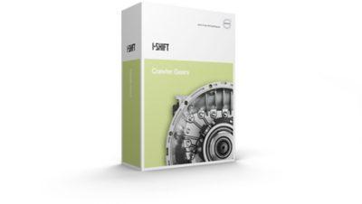 Volvo I-shift upgrade software crawler gear global