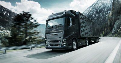 Uppgradering av I‑Shift-programvara för tunga transporter