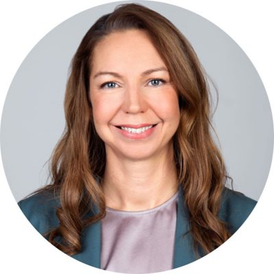 Jessica Sandström, SVP Global Product Management Volvo Trucks