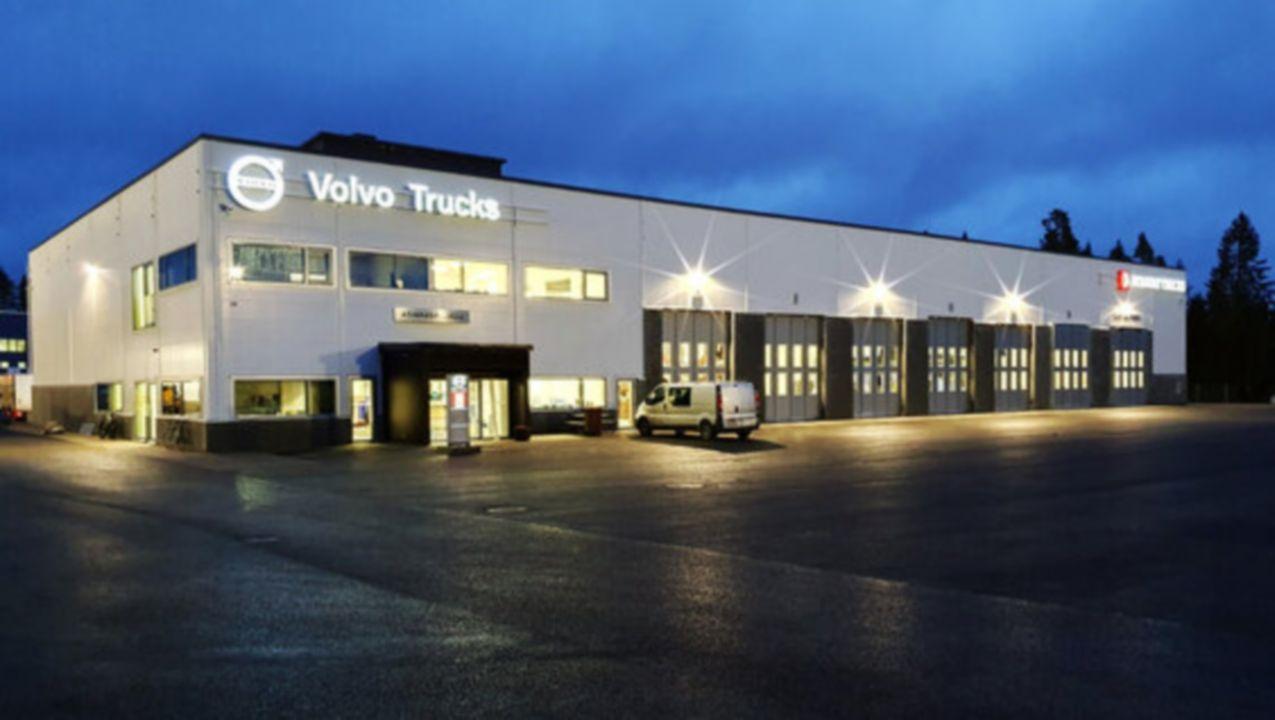 Volvo Truck Center Jyväskylä