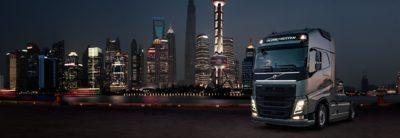 Volvo trucks login FH night