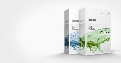Paquetes de combustible de larga distancia para Volvo FM