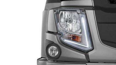 Potentes luces LED: pero bajo consumo energético