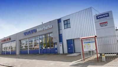 LVS Trucks Beverwijk