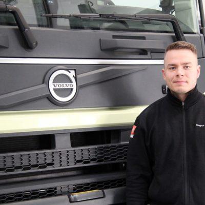 Værkfører hos Volvo Truck Center Taastrup