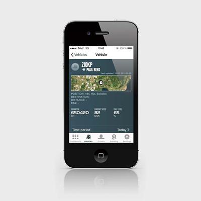 Dynafleet App ranking.