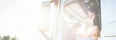 Volvo trucks managing dynafleet fuel environment open door sunny