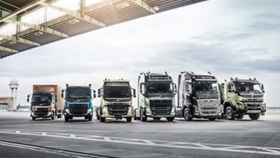 Mídia social da Volvo Caminhões