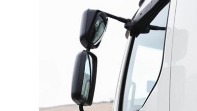 El asiento del Volvo FE rediseñado es ahora aún más seguro