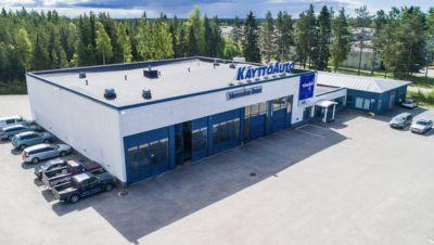 Käyttöauto Oy Närpiö