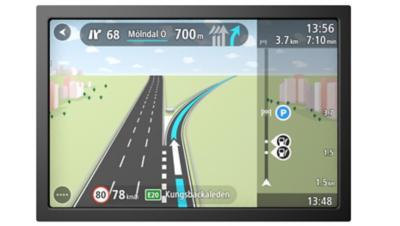 Navigation Volvo FM