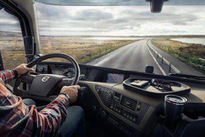 I-Shift und I-See sind ein wesentlicher Bestandteil des I-Save-Pakets, und die drei Technologien arbeiten zusammen, um den Kraftstoffverbrauch zu senken.