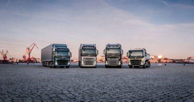 Die aktuellen Schwerlastmodelle von Volvo Trucks