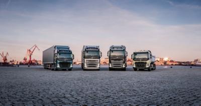 Najnovší rad nákladných vozidiel na prepravu ťažkých nákladov spoločnosti Volvo Trucks