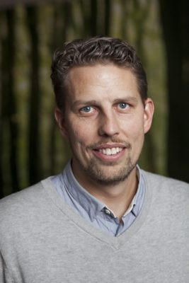 Niklas Öberg, lider de proiectare lanțuri cinematice, Volvo Trucks