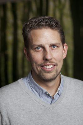 Niklas Öberg, Funktionsleiter Antriebsstränge bei Volvo Trucks