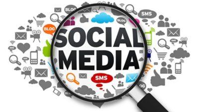 Onze sociale media