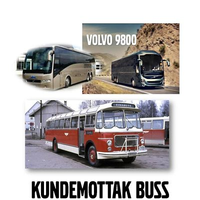 Kundemottak buss