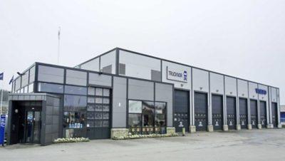 Trucknor Haugesund