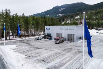 Vovo Truck Center Nesbyen