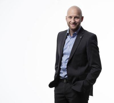 Karstein Ahlin er ansatt som administrerende direktør for Volvo Trucks Norge.