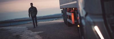 Order the Volvo FH with up to five axles from the factory.