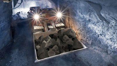 Motoren voor mijnbouw en groeves