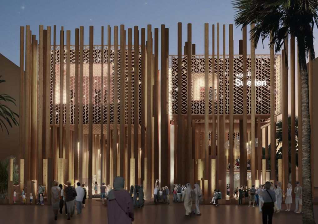 Expo 2020 Dubai | Co-creation for innovation | Volvo Group