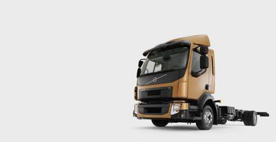 Vozidlo Volvo FL je ideálne pre mestskú distribúciu