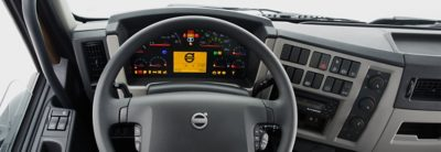 Safety and comfort: the Volvo FL cab
