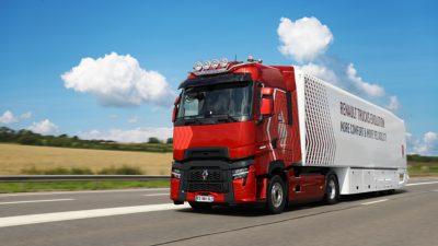 Renault Trucks T High Evolution