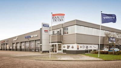 LVS Trucks Heerenveen