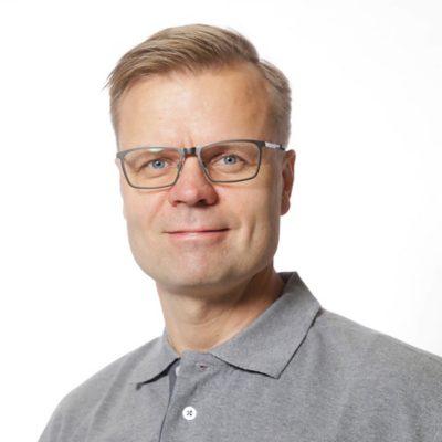 Myyjä Janne Ahtiainen
