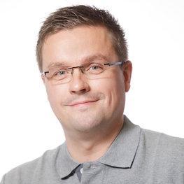 Aluejohtaja Juha Tahvanainen