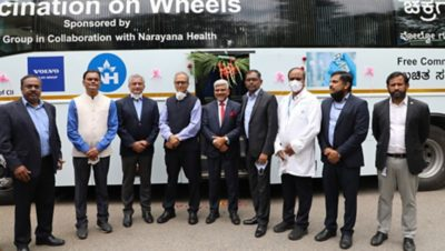 Vaccination on Wheels