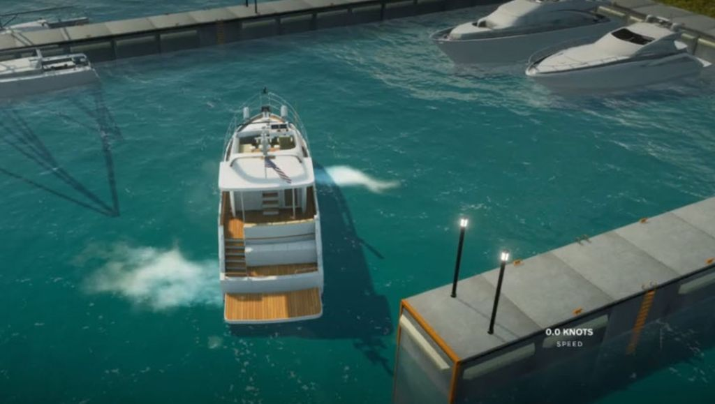 Volvo Penta Debuts Assisted Docking Virtual Reality Experience at Palm Beach