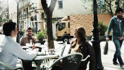 Volvo FL-hytten – hög komfort och produktivitet