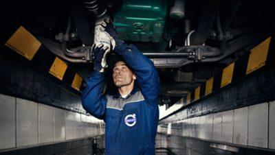 Volvo FMX productivity mechanic
