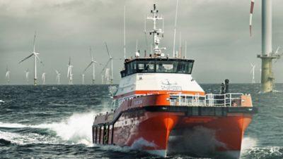 Volvo Penta bedrijfsvaart motoren