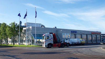 Volvo Truck Center Randers