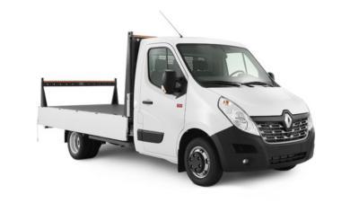 Garantie Renault Trucks lichte bedrijfswagens